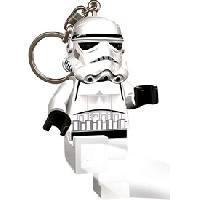Accessoires Bagage Porte cles Lego Led StormTrooper STARWARS - ADNAuto