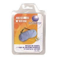 Accessoires Bagage SAVEBAG Masque de sommeil et bouchons d'oreille