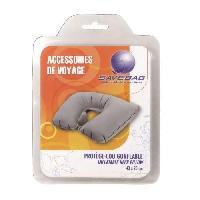 Accessoires Bagage SAVEBAG Oreiller de voyage gonflable - Gris