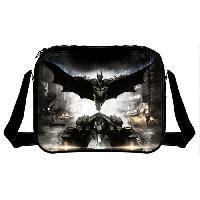 Accessoires Console - Jeux Batman Sac Bandouliere Personnages