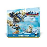 Accessoires Console - Jeux Figurines Hurricane Jet Vac + Jet Stream Skylanders Superchargers