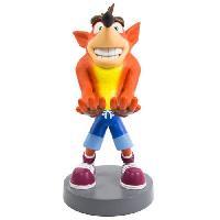 Accessoires Console - Jeux Figurine support et recharge manette Cable Guy Crash Bandicoot