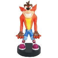 Accessoires Console - Jeux Figurine support et recharge manette Cable Guy Crash Bandicoot XL