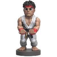 Accessoires Console - Jeux Figurine support et recharge manette Cable Guy Street Fighter - Ryu