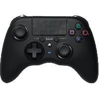 Accessoires Console - Jeux Manette Onyx pour PS4 - Hori