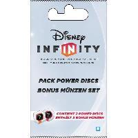 Accessoires Console - Jeux Pack Power Disc Disney Infinity 1.0