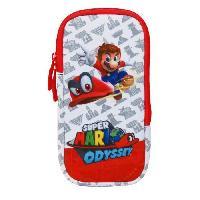 Accessoires Console - Jeux Set d'accessoires Mario Odyssey pour Nintendo Switch