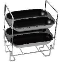 Accessoires Et Piece - Fabrication Maison KITCHEN COOK - ACCCROUTISMAID - Grille support Baguette - Modele CROUSTIMAID