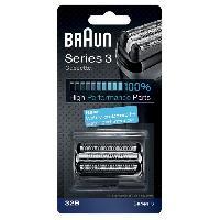 Accessoires Et Pieces - Beaute - Bien-etre Piece de rechange cassette pour les rasoirs electriques a grille Series 3 - BRAUN 32b
