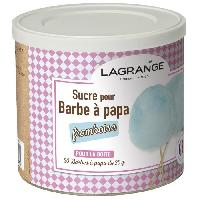 Accessoires Et Pieces - Petit Appareil De Cuisson 380008 Boite de sucre a barbe a papa 500 g - Framboise