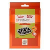 Accessoires Et Pieces - Petit Appareil De Cuisson MOULINEX Accessoires XA004D00 Cartouche filtrante anti-odeur pour friteuse classique Super Uno