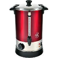 Accessoires Et Pieces - Petit Dejeuner KALORIK GW900 Distributeur automatique de boissons chaudes Rouge