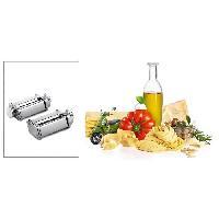 Accessoires Et Pieces - Preparation Culinaire BOSCH Accessoires MUZ5PP1 Kit accessoires pâtes PastaPassion pour robot MUM5