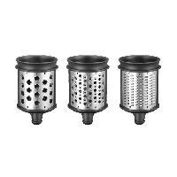 Accessoires Et Pieces - Preparation Culinaire KITCHENAID 5KSMEMVSC 3 cylindres optionnels pour 5KSMVSA