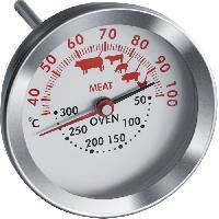 Accessoires Et Pieces - Preparation Culinaire STEBA 993300 AC12 Thermometre a rôtir analogique - Jusqu'a 300° C