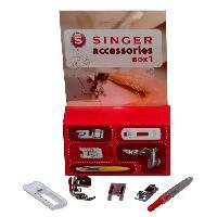 Accessoires Et Pieces - Repassage Et Couture Accessoire Box 1 - Singer