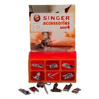 Accessoires Et Pieces - Repassage Et Couture Accessoire Box 4 - Singer