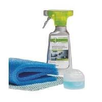 Accessoires Et Pieces Froid ELECTROLUX 902979453 - Set réfrigérateur-1 spray nettoyant 250ml-1 tapis fraicheur-1 absorbeur d'odeurs-1 chiffon doux
