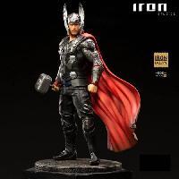 Accessoires Jeux Video - Accessoires Console Figurine - FINE COLLECTIBLES - Marvel : Thor - 23 cm