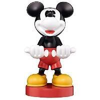 Accessoires Jeux Video - Accessoires Console Figurine Mickey Mouse - Support & Chargeur pour Manette et Smartphone - Exquisite Gaming