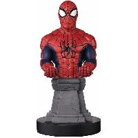 Accessoires Jeux Video - Accessoires Console Figurine support et recharge manette Cable Guy Spiderman - Generique