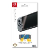 Accessoires Jeux Video - Accessoires Console Filtre de protection Ecran pour Nintendo Switch - Hori