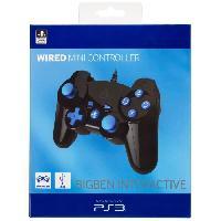 Accessoires Jeux Video - Accessoires Console Mini Manette Filaire pour PS3