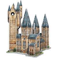 Accessoires Jeux Video - Accessoires Console PUZZLE 3D - Harry Potter : Poudlard Tour d'Astronomie - 875 pcs
