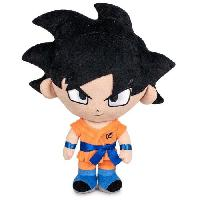 Accessoires Jeux Video - Accessoires Console Peluche - PLAY BY PLAY - Dragon Ball Super : Son Goku - 21 cm