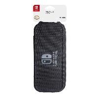Accessoires Jeux Video - Accessoires Console Sacoche de transport rigide pour Switch - Hori