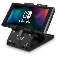 Accessoires Jeux Video - Accessoires Console Support Playstand Zelda pour Nintendo Switch - Hori