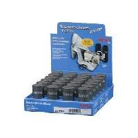 Accessoires Photo - Optique Chiffons de nettoyage en microfibres Micro - Presentoir de 24 pieces
