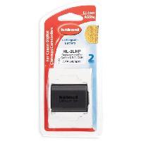 Accessoires Photo - Optique HAHNEL HL2LHP Batterie li-ion conçue pour les appareils photo numériques Canon utilisant une batterie NB-2LH