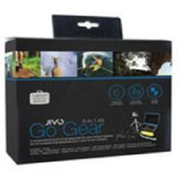 Accessoires Photo - Optique Jivo Kit d' accessoires GoGear 6-in-1 pour Action cam Jbw