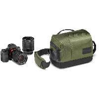 Accessoires Photo - Optique MANFROTTO - MB MS-SB-GR - Sac d'épaule CSC Street pour hybride premium - Vert