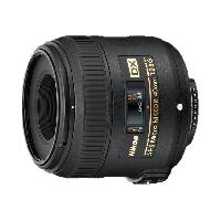 Accessoires Photo - Optique NIKON Objectif AF-S DX Micro 40 mm f-2.8G