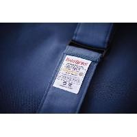 Accessoires Promenade-voyage BABYBJORN Porte-bébé Mini. Bleu indigo. Coton