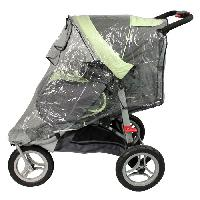 Accessoires Promenade-voyage BAMBISOL Habillage pluie pour poussette 3 roues