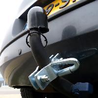 Accessoires Remorque Accouplement auxiliaire partie etau+ressort Carpoint