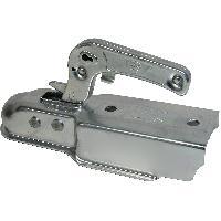 Accessoires Remorque Accouplement de timon WW 8 H -carre 70mm- max 750kg