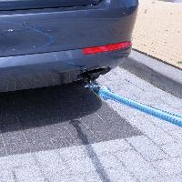 Accessoires Remorque Cable de remorquage -Stretch- 2000kg TUV