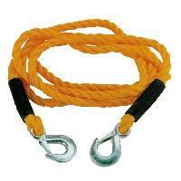 Accessoires Remorque Cable remorquage 18mm 5000kg zipperbag - ADNAuto