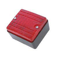 Accessoires Remorque Phare anti-brouillard 70x80mm 12V Carpoint