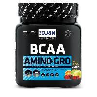 Acides Amines USN Acides Amines Anabolic Bcaa Amino Gro Fruit Fusion 300 g