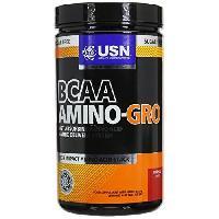 Acides Amines USN Acides Amines Anabolic Bcaa Amino Gro Orange 300g