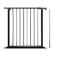 Adaptateur - Extension Barriere BABY DAN Element avec portillon - Noir