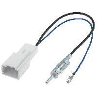 Adaptateur Antenne ADNAuto Adaptateur Antenne DIN AA7094 compatible avec Lexus Toyota Subaru