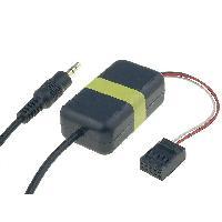 Adaptateur Aux Autoradio Cable Adaptateur AUX Jack compatible avec BMW 3 Business CD
