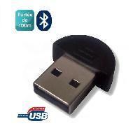 Adaptateur Bluetooth Adaptateur USB male Bluetooth