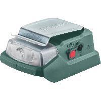Adaptateur Chargeur Pour Machine Outil METABO Adaptateur - PowerMaxx - PA 12 LED-USB Pick+Mix (sans batterie ni chargeur) - coffret